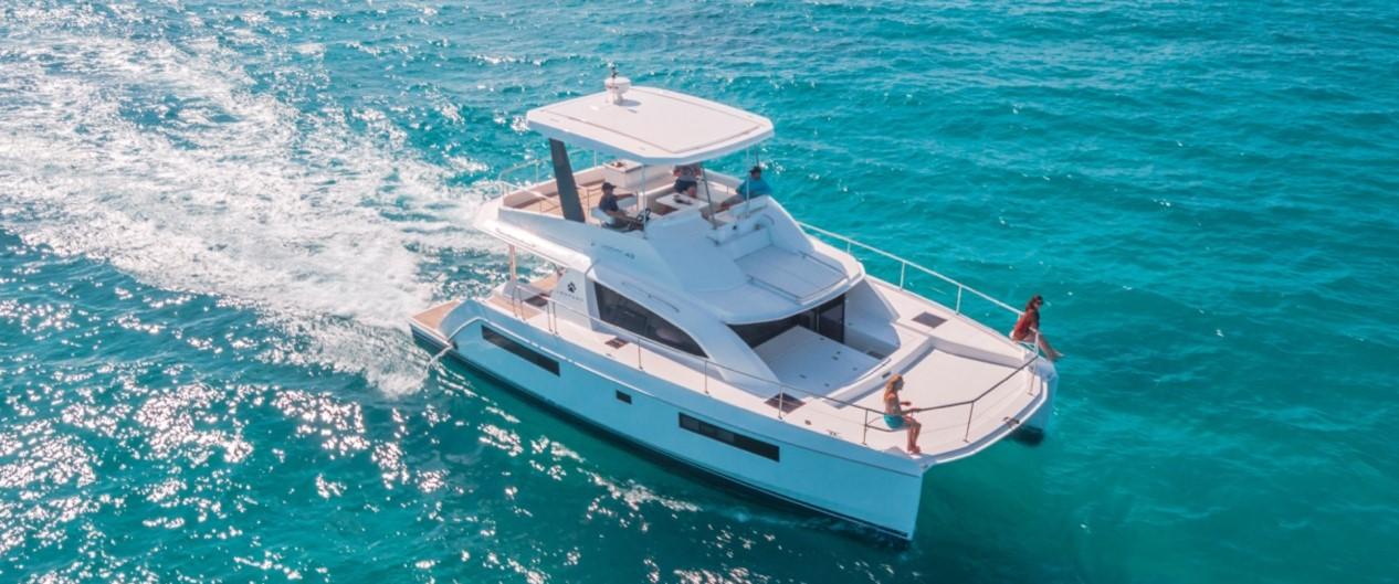 Lepard 43 Sunnybrook Yachts